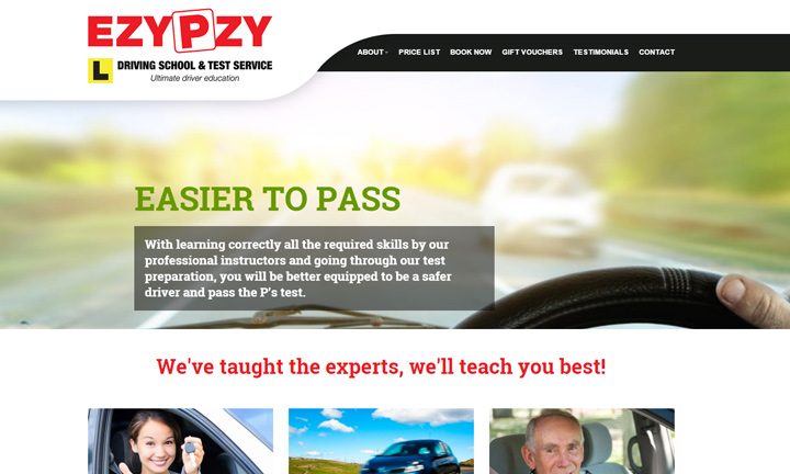 Ezy Pzy Driving School